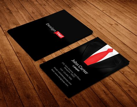 35+ Free Black Business Card Psd Templates