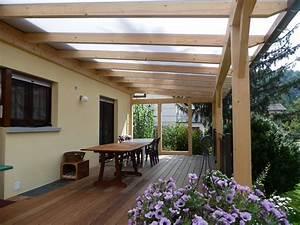 bien etancheite sous terrasse bois 3 arkobois arkobois With toit en verre maison 2 amenagement exterieurs pergolas