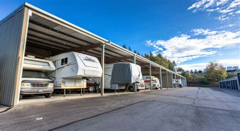 Covered Boat And Rv Storage Near Me by Eastside Self Storage In Bremerton Wa 98311