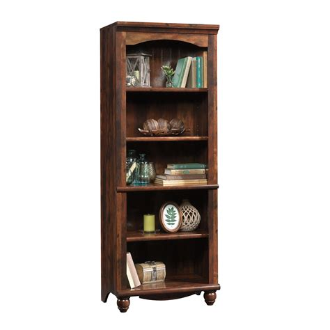 Harbor View Bookcase by Sauder Harbor View 72 Quot Library Bookcase Finishes