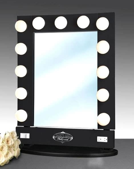 Lighted Makeup Mirror Amplify Your Extinguishment With A