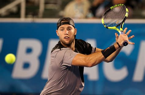 Jack Sock wins match for first time this year at Delray ...