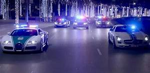 Dubai Police Show Off Supercar Collection with Fast and ...