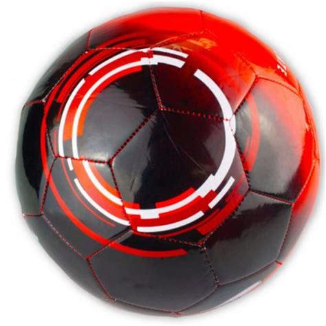 Size 5 Argentina River Plate Black & Red Soccer Ball ...