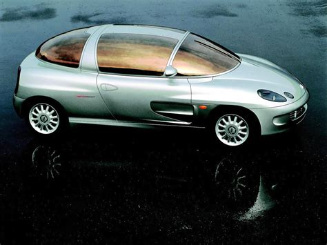 Fiat Concept Cars by Concept Cars Fiat Firepoint Concept By Italdesign