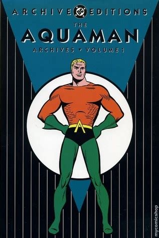 aquaman archives vol   jack miller