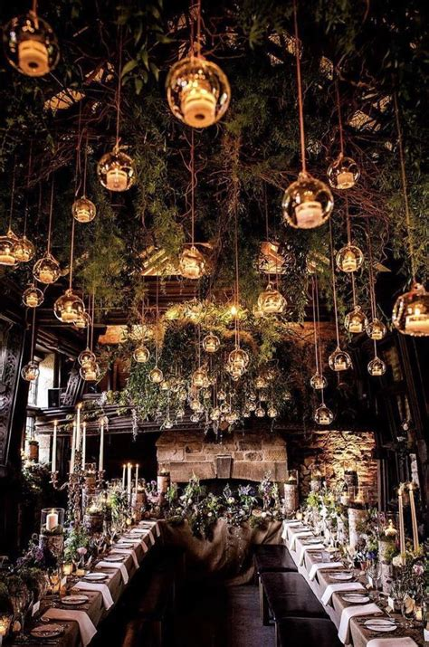enchanted forest wedding theme venue forest wedding decorations ideas table decorations