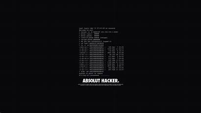 Hacker Background Hackers Console Wallpapers Absolut Windows