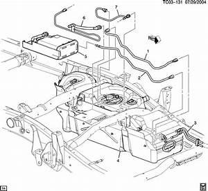 Chevrolet Silverado Hose  Fuel Tank Evaporator  Purge Control  Hose  Evap Emis Cnstr Purge On