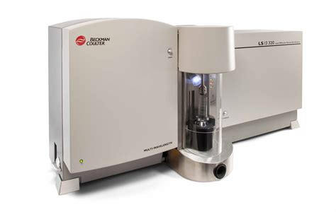 Beckman Coulter LS 13 320 Particle Size Analyzer ...