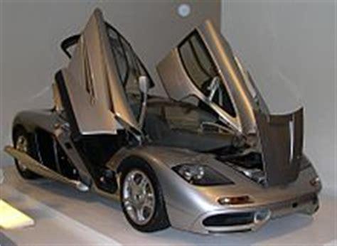 sur siege voiture mclaren f1 wikipédia
