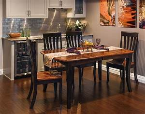 Shop The Look Amish Canterbury Dining Room Set
