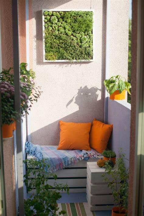 10 Décorations Pour Aménager Un Balcon Habitatpresto