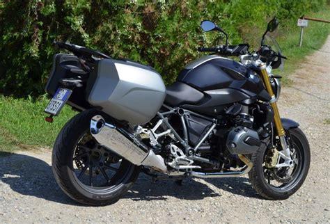 Bmw R1200r by Bmw R1200r Back To Basics Moto Tecnica