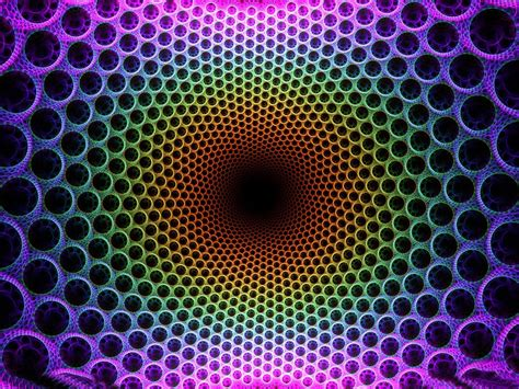 abstract optical illusion colorful fractal wallpapers