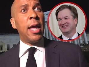 Cory Booker: Trump Nominated Brett Kavanaugh for 'Get out ...