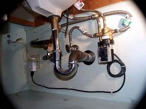 43 Under Sink Recirculating Hot Water Pump  Under The Sink Water Removal Units Little Giant