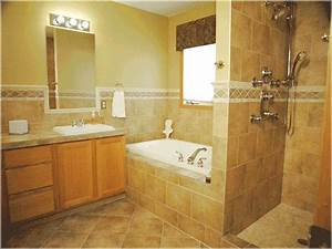 Small Bathroom Floor Tile Design Ideas With Blue