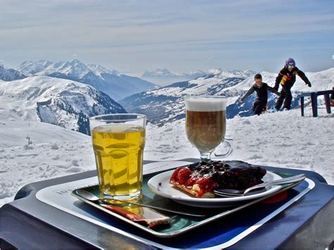 ski cuisine skiing in the alps how to actually it happen