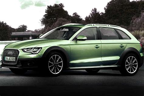 It Could Be New All-wheel Hatchback Audi A3 Allroad In