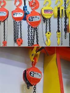 Hs Chain Block Chain Hoist Hand Hoist