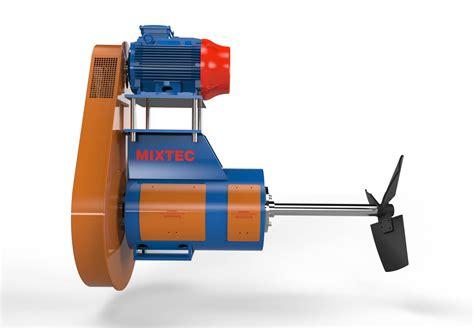Mixer Directions by Mixtec Mixers Agitators