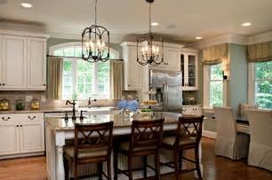 Traditional Homes And Interiors Traditional Home Kitchen Design Home Decoration Ideas