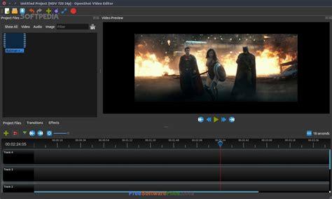 Openshot Video Editor 231 Beta Free