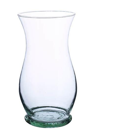 glass vase florist clear glass vases 10in gala urn vase