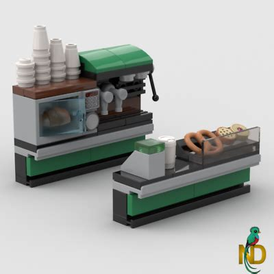 This design was created to enhance your lego city and contains a detailed interior and exterior. Pin on Lego furniture