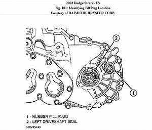 Where Exactly To You Put Manual Transmission Fluid In On A