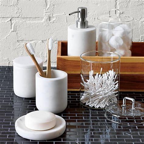 marble bath accessories cb