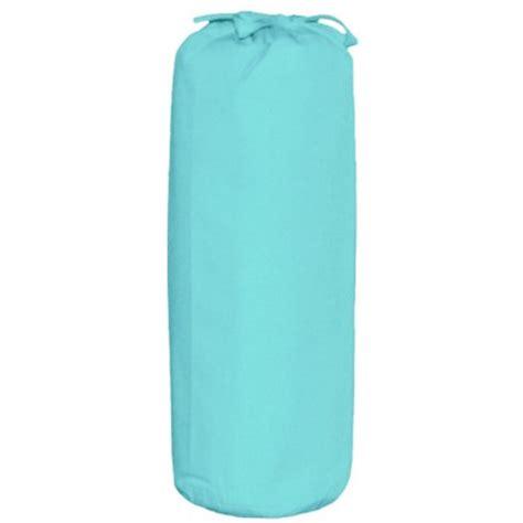 drap housse turquoise 70 x 140 cm taftan
