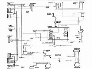 Chevelle Wiring Schematic Fuel Level