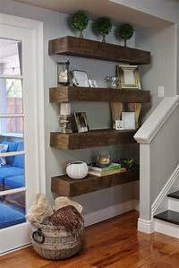 floating shelves ideas 19 Diy Floating Shelves Ideas - Best of DIY Ideas