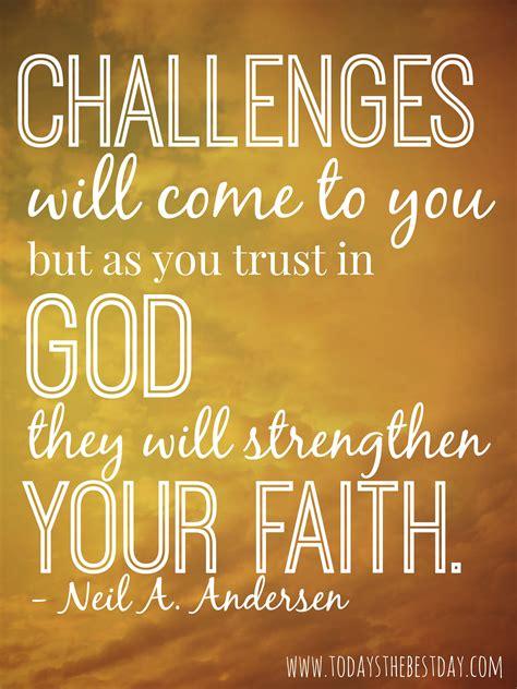 trust  god quotes faith quotesgram