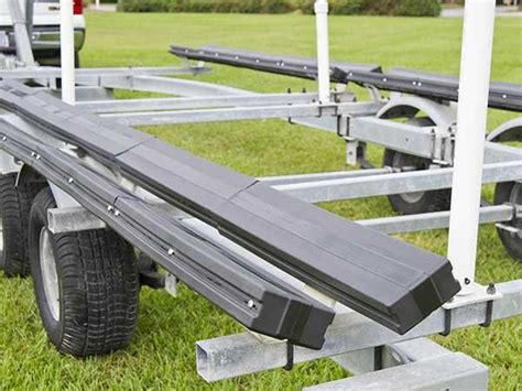 Boat Trailer Bunks by Replacing Trailer Bunk Covers Trailering Boatus Magazine