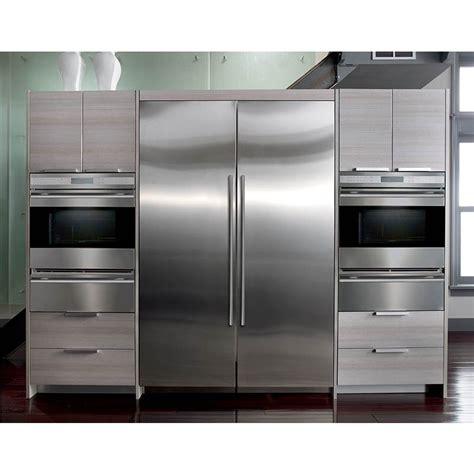 subzero ic   integrated column  refrigerator