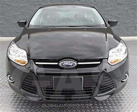 ford focus chrome grill custom grille grill inserts