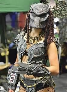 Cosplay Predator Costume