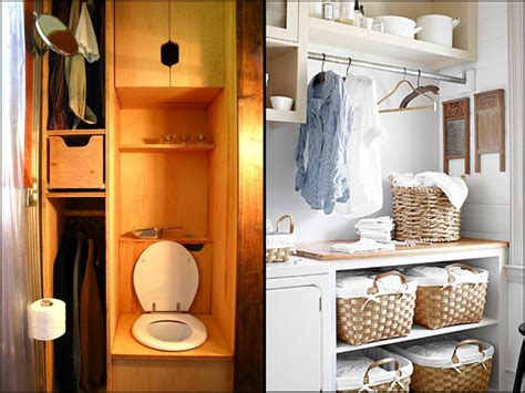 tiny house closet 10 unique storage ideas for your tiny house living big