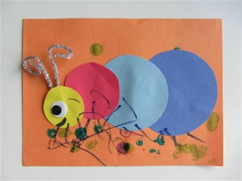 18 caterpillar amp butterfly activities for preschool and 680 | caterpillar craft for kids 1