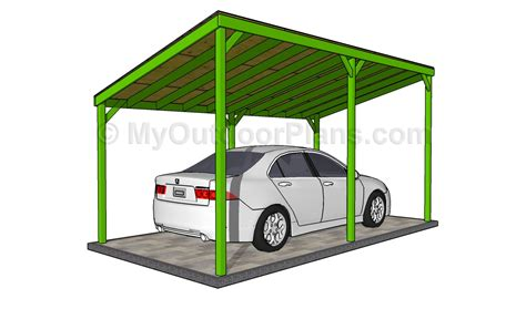 rv carport plans myoutdoorplans  woodworking plans  projects diy shed wooden