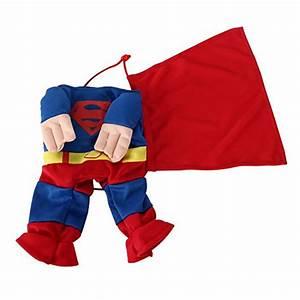 DIGIFLEX Haustier Superman Kostm Superhelden Fasching