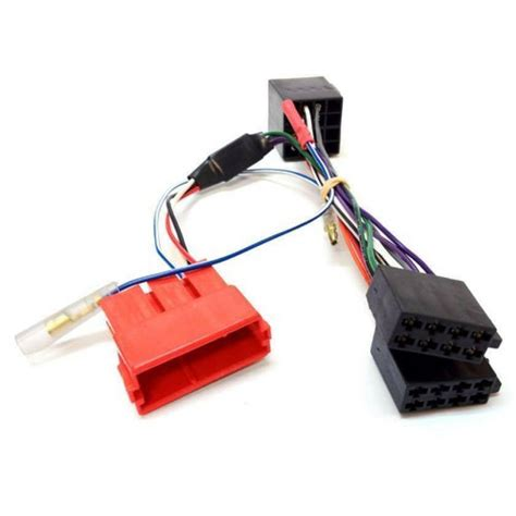 Audi A Car Radio Wiring by Audi A2 A6 A8 Tt Car Radio Wiring Loom Harness Pc9 401 Ebay