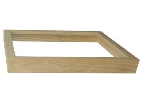 cadre en bois sur mesure petit bois brut fabriquant de meubles et objets en bois massifs