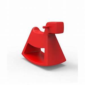 Chaise A Bascule Enfant : chaise bascule rosinante pour enfants jardinchic ~ Teatrodelosmanantiales.com Idées de Décoration