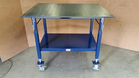 dans custom welding tables gibbon mn high quality welding tables welding table blue delite
