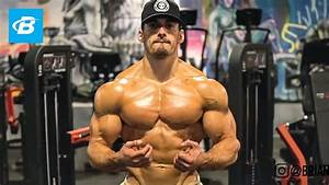 Brian Decosta S Shredded Upper Body Workout Bodybuilding Com