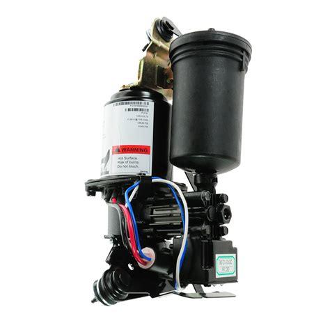 air ride suspension compressor  dryer arnott p